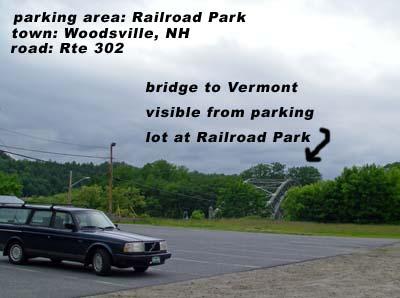 Railroad Park parking