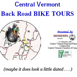 bike route brochure cover