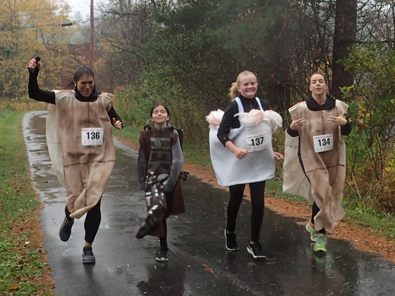 costume fun run